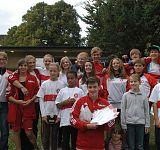 Kindergruppe ARVH Dreikampf