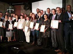 Alle Preisträger des Sparda-Bank Hamburg Awards 2016