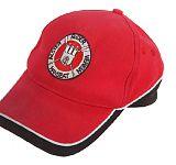 BASE-CAP mit gesticktem Vereins-Emblem